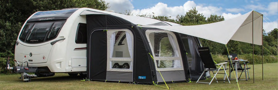 Kampa Air Awnings Inflatable Kampa Awnings From Awnings Direct