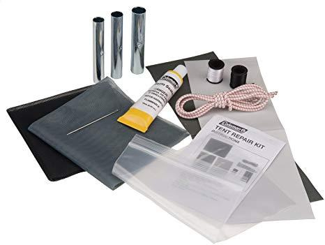 coleman tent repair patch kit
