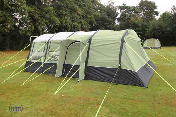 Sunncamp Epic 600 Air Volution Tent