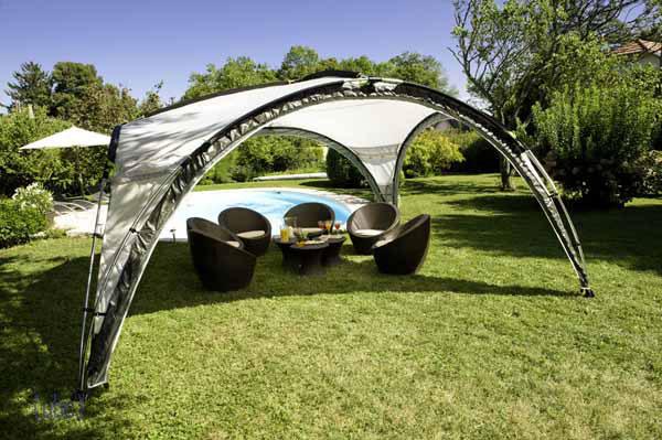 coleman event shelter de luxe. Black Bedroom Furniture Sets. Home Design Ideas