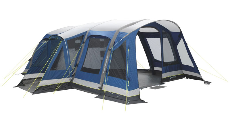 Outwell Hornet 6SA 6 berth premium tent ...  sc 1 th 168 & Camping Tents :: Outwell Hornet 6SA Premium Inflatable Tent Package