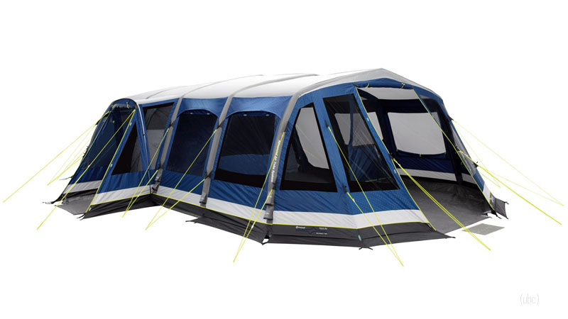 Outwell Vermont 7 Berth Inflatable Tent ...  sc 1 th 168 & Outwell Vermont 7 Berth Family tent Package
