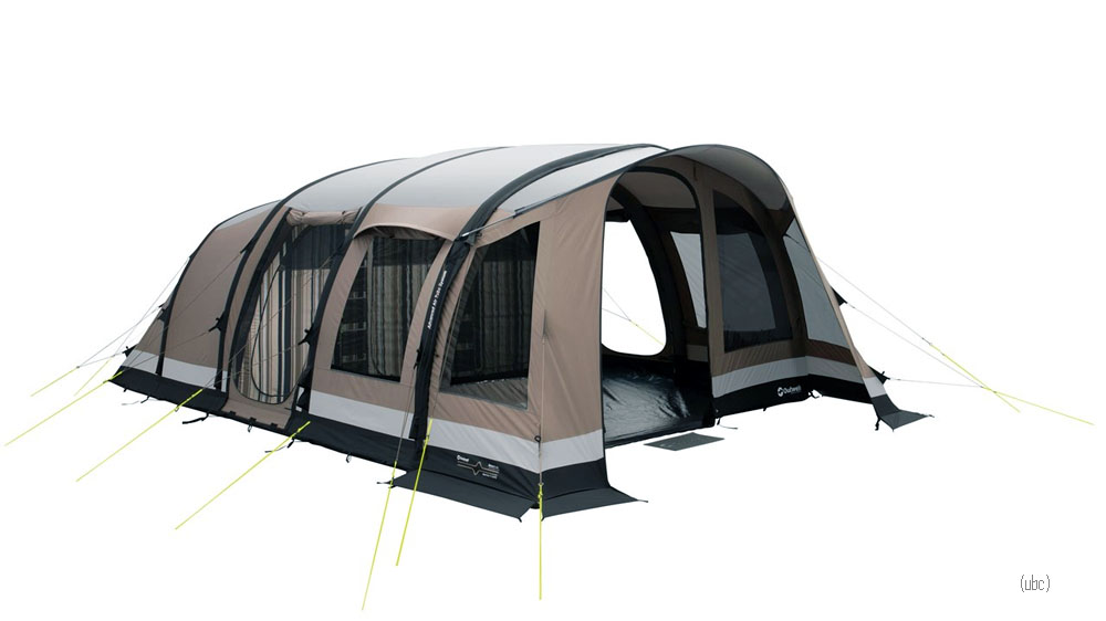 Outwell Harrier 6 Smart Air Tent ...  sc 1 th 168 & Outwell Harrier 6 Smart Air Family Tent Package