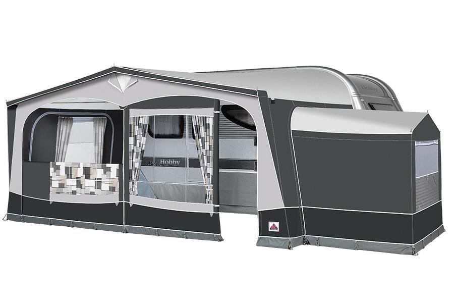Dorema Garda 240 Full Size Caravan Awning