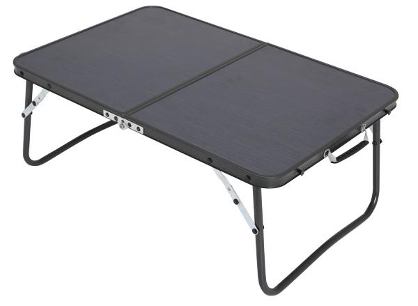 Quest Superlite Black Witney Folding Table