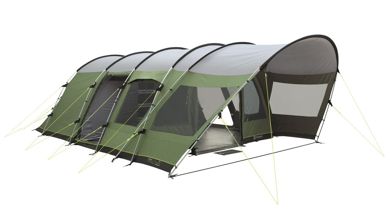 los angeles 69f46 c8ad3 Outwell Bear Lake 6E Package with Tent, Carpet & Footprint