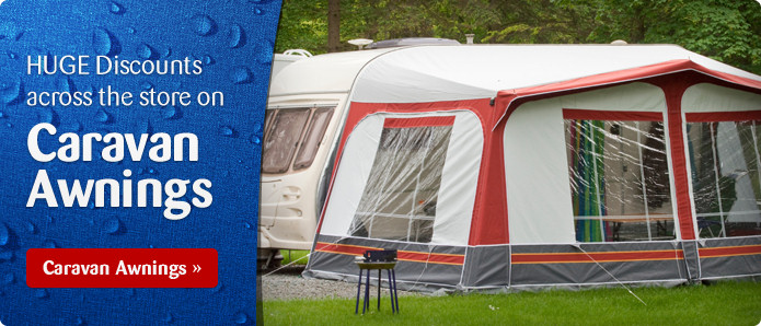 Caravan Awnings | Touring Caravans For Sale