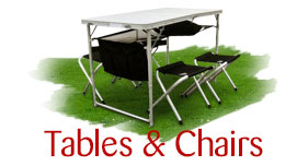 Camping Tables and Chairs