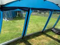 Quest Falcon 390 Poled Porch Awning
