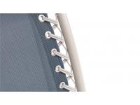 109163 Ramsgate Ocean Blue Relaxer Chair Outwell