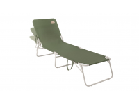 109167 Tenby Green Lounger Outwell