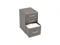 109195 Outwell Barmouth Bedside Table