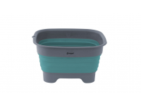 109232 Collaps Blue Wash Bowl & Drain