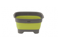 109233 Collaps Lime Green Wash Bowl