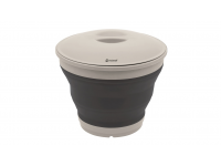 109234 Collaps Navy Bucket & Lid Outwell
