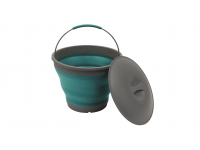 109235 Collaps Deep Blue Bucket & Lid