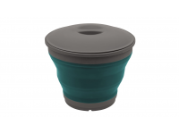 109235 Collaps Deep Blue Bucket & Lid Outwell