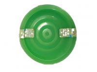 Green Kids Plates x 4