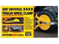 Maypole Universal Trailer Wheel Clamp
