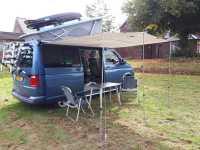 SunnCamp Sunnshield Universal Sun Canopy 240