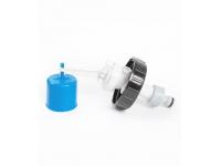Aquaroll Mains Adaptor Ball Value