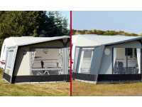 Isabella Commodore Dawn & North Full Caravan Awning