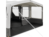 Integral Front Canopy