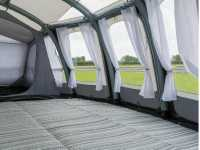Kampa Frontier Air Pro Extension Continental Cushioned Carpet