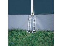 Dorema Daytona 240 Full Caravan Awning - Ladder Straps for pegging