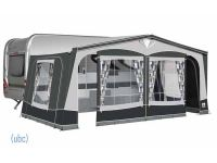 Dorema Garda 240 full caravan awning