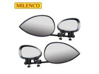 Milenco Aero3 Towing Mirrors - Standard (Convex) Glass milenco