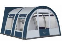 Dorema Traveller Air XL Weathertex Motorhome Awning Blue/Grey