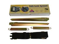 Dorema Safe Lock System Kit - package with contents