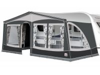 Multi Nova charcoal/grey caravan awning