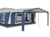 Palma Awning Canopy in Blue/Grey