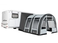 Dorema Traveller Air XL Weathertex Motorhome Awning Charcoal/Grey