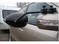 Milenco Aero3 Flat Driving Mirror (Twin pack) back