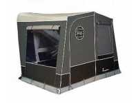 Optional Annexe Coal 250 for Isabella Capri North 1000 Full Awning