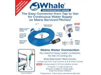 Whale Aquasource Mains Water Connection Specification
