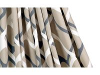 Collage Sand curtains - come as standard with Ambassador Dawn