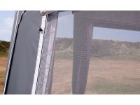 Mosquito net window in Ventura Pacific Full caravan Awning