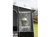 Mosquito net in one side panel of Ventura Cadet W260