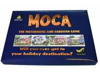 Moca - Motorhome and Caravan Board Game