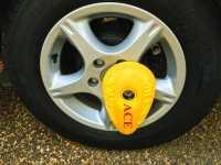 Milenco ACE Wheel Lock