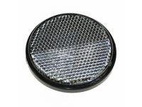 Circular white reflector