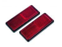 Red reflectors