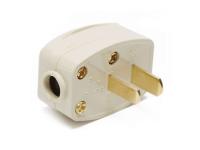 Clipsal type 2 pin plug