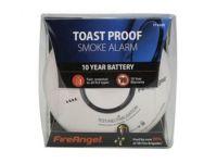 Toast proof alarm