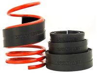 Coil spring assister and raiser