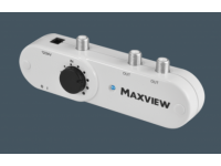 Variable Signal Booster 2 outputs and adjustable gain control from 0-19dB allows the user to maximise signal in both high and low signal strength areas.